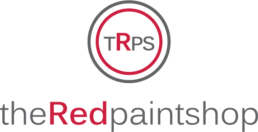 the red paintshop logo